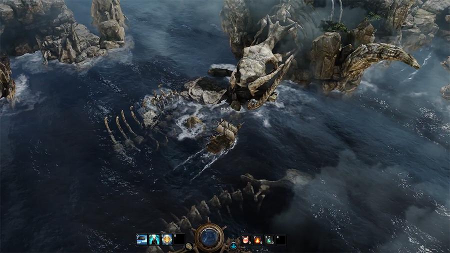 Aventura marítima por los mares de Lost Ark Online