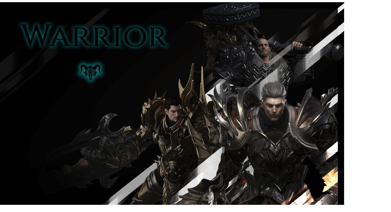 Clase Warrior y sus Subclases