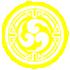 Logo en negro de la clase Fighter en Lost Ark Online