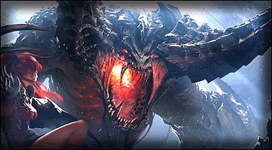Temible Boss de los dungeons en Lost Ark Online