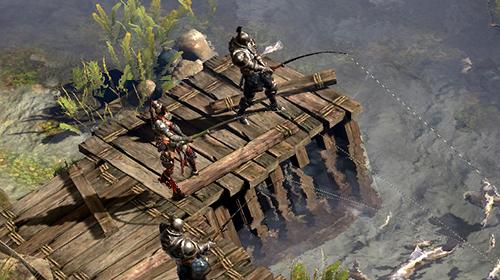 Pescando en Lost Ark Online