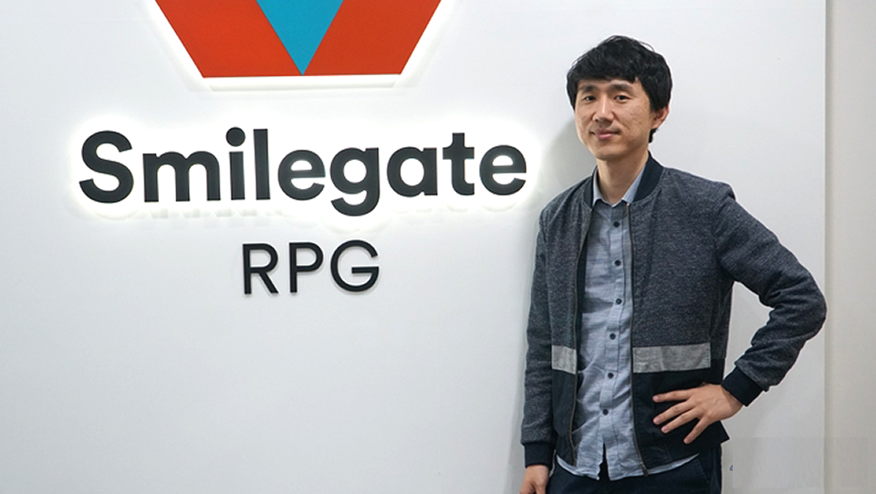 Gang-Sun Geum, Director general de Smilegate RPG