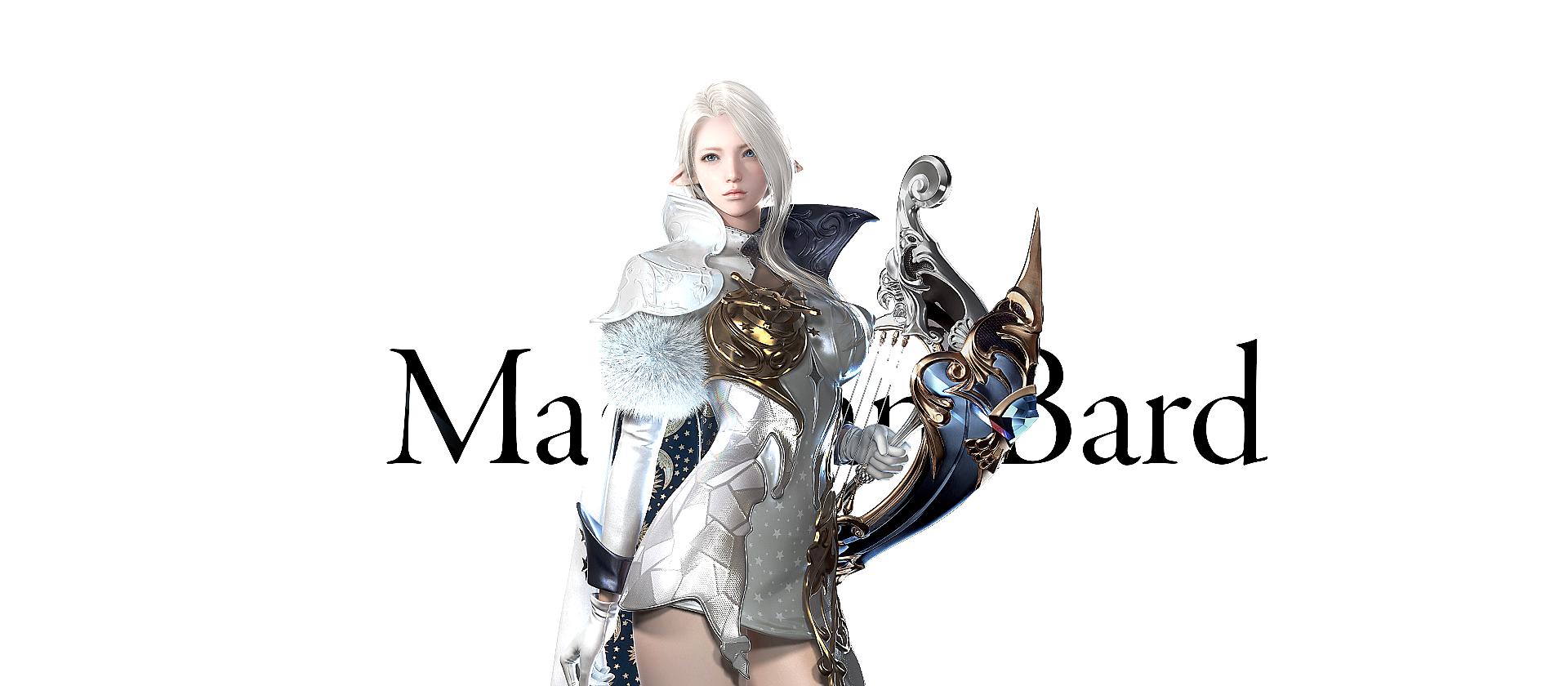Bard en Lost Ark Online, una de las tres subclases de Magician.