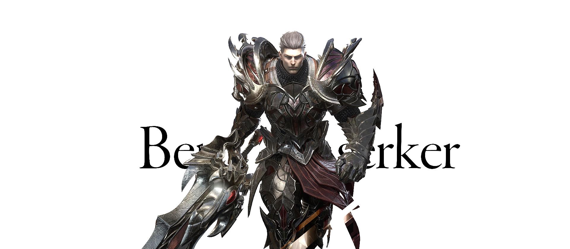 Berserker en Lost Ark Online, una de las tres subclases de Warrior.