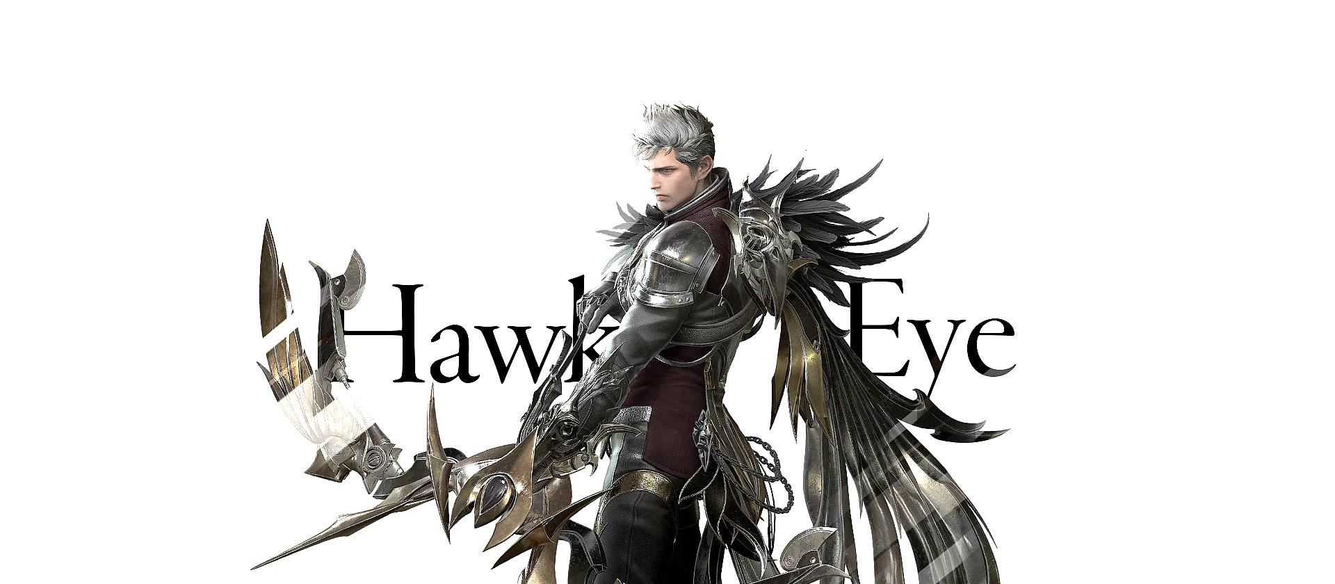 HawkEye en Lost Ark Online, una de las tres subclases de Hunter.