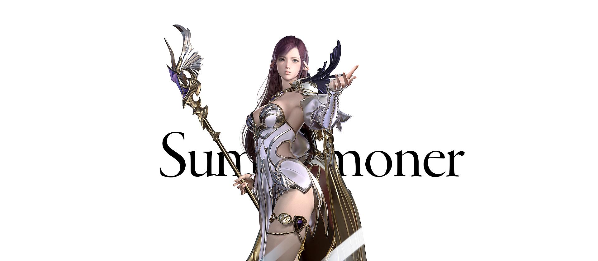 Summoner en Lost Ark Online, una de las tres subclases de Magician.