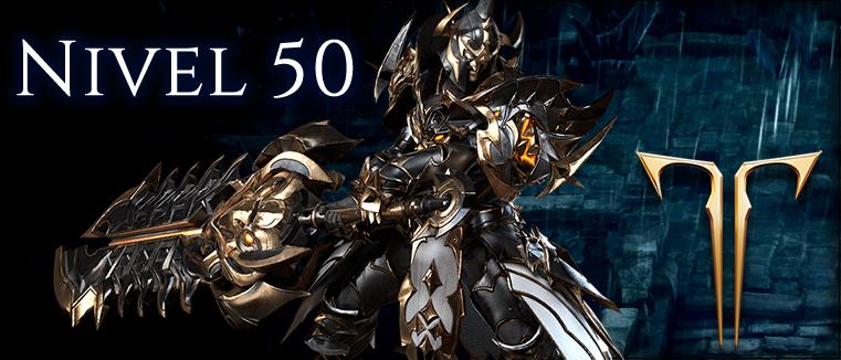 Guia Nivel 50