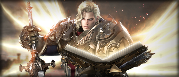 Nueva Clase – Holy Knight