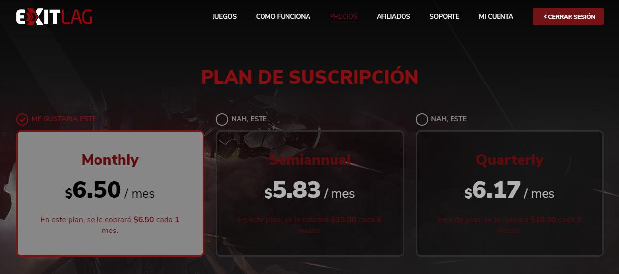 Mejor VPN Exitlag Lost Ark